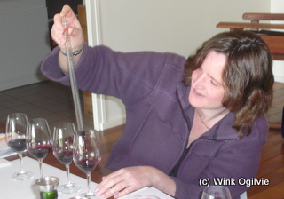 Blending wine - an intellectual exercise